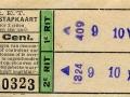 RET 1934 overstapkaartje 2-ritten 15 cts -a