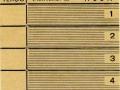 RET 1937 vroegrittenkaart 1,60 -a