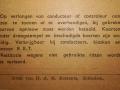 RET 1940 15-rittenkaart 75 ct achterzijde -a