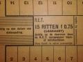 RET 1940 15-rittenkaart 75 ct voorzijde -a