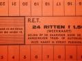 RET 1940 24-rittenkaart 1,50 voorzijde -a