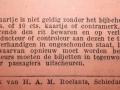 RET 1940 bijslagkaartje 10 ct achterzijde -a