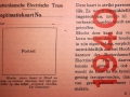 RET 1940 herkenningskaart blinden binnenzijde (K18) -a