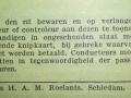 RET 1940 kinderkaartje contramerk achterzijde -a