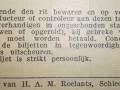 RET 1940 overstapkaartje 15 ct achterzijde -a