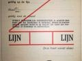 RET 1940 persoonlijk maandabonnement alle dagen 1 lijn -a