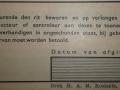 RET 1940 restitutiebiljet achterzijde -a