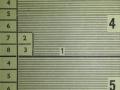 RET 1940 schoolkaart 1,- achterzijde -a