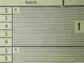 RET 1940 schoolkaart 80 ct voorzijde -a
