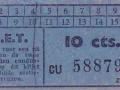 RET 1940 sectiekaartje 10 cts -a