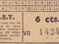 RET 1940 sectiekaartje 2 secties 6 cts (2) -a