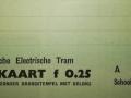 RET 1940 stamkaart 25 ct voorzijde -a