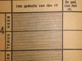 RET 1940 weekkaart buitenlijn 1,50 achterzijde -a