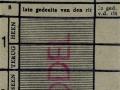 RET 1942 6-vroegritten overstapkaart 0,90 (K2188) -a