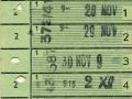 RET 1942 schoolkaart week 0,45 -a