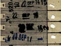 RET 1945 8-rittenkaart overstapkaart 1,- (8) -a