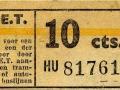 RET 1945 enkele reis 10 cts (501) -a