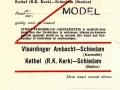 RET 1945 persoonlijk abonnement Schiedam 7,- (VL) -a