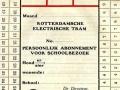 RET 1946 persoonlijk schoolabonnement maandkaart 2 lijnen (2) -a