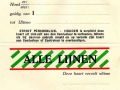 RET 1950 persoonlijk jaarabonnement alle lijnen 150,- (A) -a