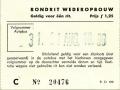 RET 1951 rondrit wederopbouw (ED400) -a