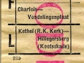 RET 1953 enkele reis buitentrajecten 40 cts (739) -a