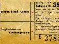 RET 1954 enkele reis buitenlijn 35 cts (105c) -a
