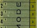 RET 1954 schoolkaart weekkaart 0,65 (81) -a