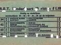 RET 1961 10 ritten kinderkaart achterzijde 1,10 (255B) -a