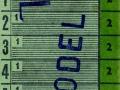 RET 1961 school weekkaart bijzondere lijnen 1,50 (283) -a