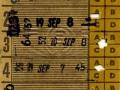 RET 1961 weekkaart 1,80 -a
