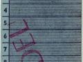 RET 1963 12 rittenkaart gemeentepersoneel 2,50 (291A) -a