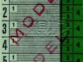 RET 1963 school weekkaart 4-ritten1,90 (287A) -a