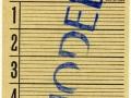 RET 1965 5-rittenkaart 1,35 -a
