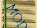 RET 1965 5-rittenkaart 2,25 -a
