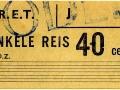 RET 1965 enkele reis 40 cents (301) -a