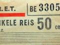 RET 1965  enkele reis 50 cent (103) -a