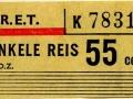 RET 1965 enkele reis 55 cents (152) -a