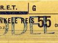 RET 1965 enkele reis 55 cents (304) -a