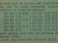 RET 1965 kinderkaartje 25 cent achterzijde (161) -a