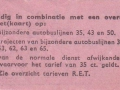 RET 1965 toeslagbiljet 5 cts achterzijde (15) -a