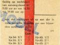 RET 1965 weekkaart  2,50 (371) -a