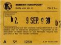 RET 1966 Europoort rondrit 5,00 -a