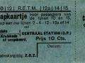 RETM 1904 overstapkaartje 10 cts -a