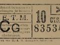 RETM 1919 enkele reis 10 cts -a