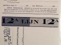 RETM 1926 persoonlijk abonnement lijn 12a -a