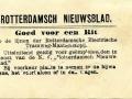 RETM 1904 enkele rit personeel Rotterdamsch Nieuwsblad -a