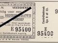 RETM 1923 enkele reis Beursplein-Tuindorp met veerdienst 15 cts -a