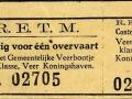 RETM 1927 enkele reis veer Koningshaven -a