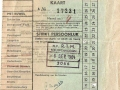 RTM 1964 maandtrajectkaart -a